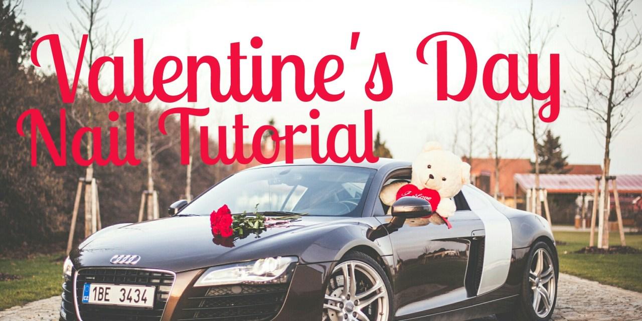 Julep Valentine's Day Nail Tutorial