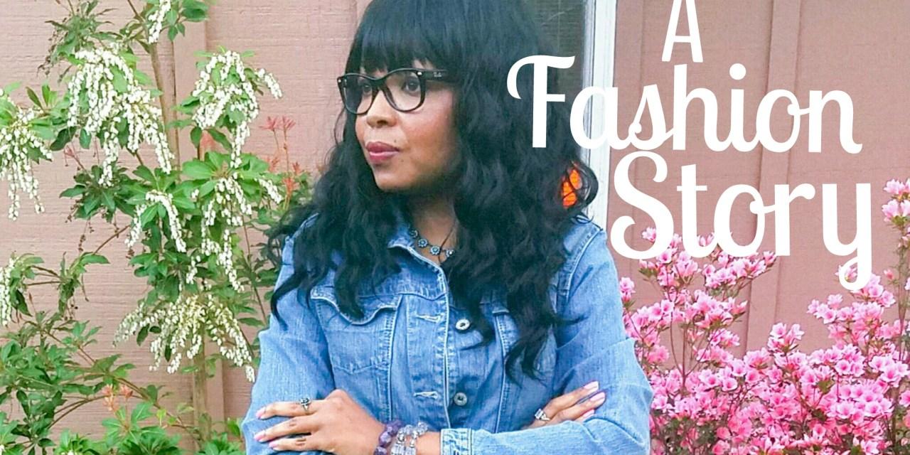 A Fashion Story Geek Chic Flower Girl