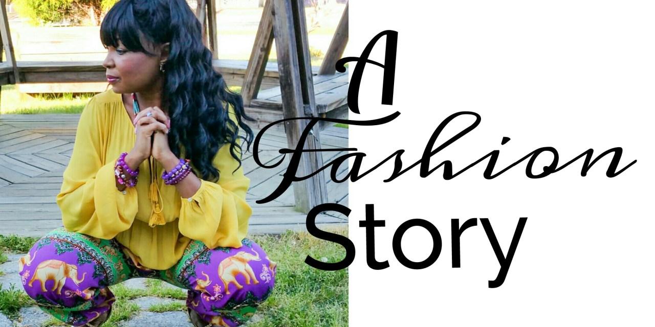 A Fashion Story African Safari