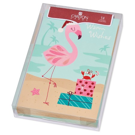 flamingo-holiday-card