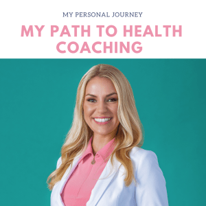 My Path to Health Coaching