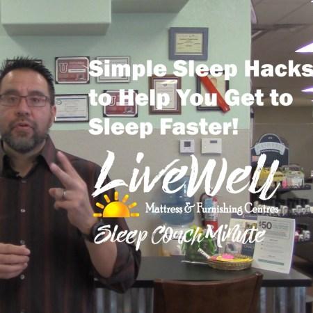 Simple sleep hacks to help you sleep better - Javier Casillas Sleep Coach