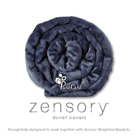 Duvet Covers for Zensory Weighted Blankets at Live Well Mattress & Furnishing Centres
