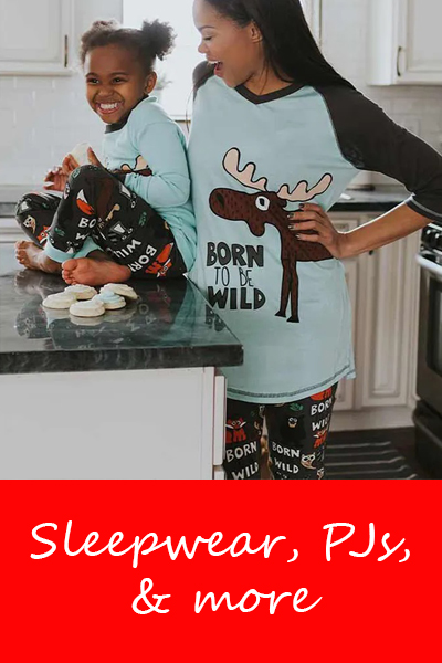 Sleepwear PJs Slippers Sleep wear at Live Well Mattress & furnishing centres
