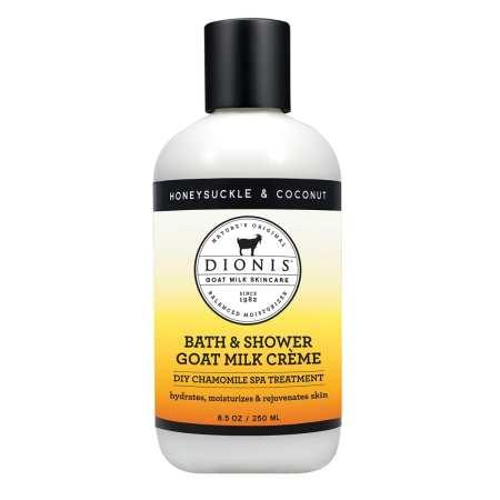 8.5oz Bant & Shower Cream Honeysuckle and Coconut
