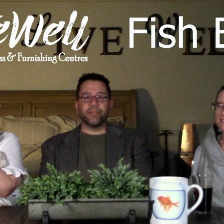 Javier Casillas, Gretchen Casillas, Melanie Keithley of Live Well Mattress & Furnishing Centres on Fish Bowl