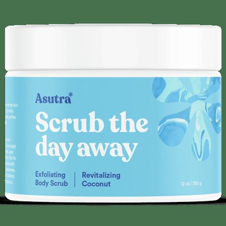 Revitalizing Coconut Body Scrub