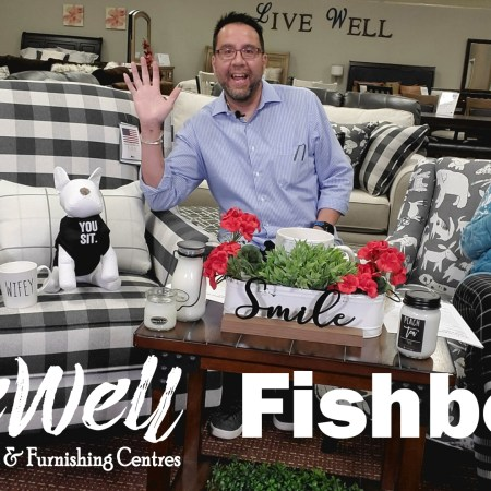 Javier Casillas and Melanie Keithley of Live Well Mattress & Furnishing Centres on Fishbowl