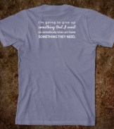 ENOUGH campaign Livewell Rockwell t shirt design_american-apparel-unisex-fitted-tee.slate.w335h380z2