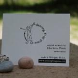 back of greeting card_Dancing Frog Press
