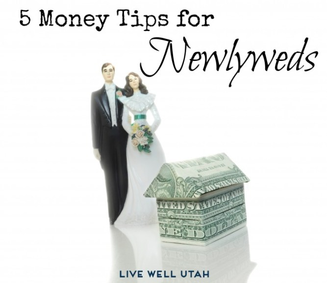 moneytips for newlyweds