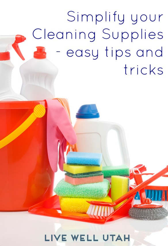 Easy cleaning tips and tricks