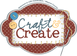 craft and create usu wayne county