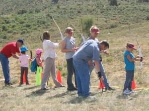 Aggie Adventure Camps Archery