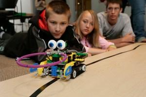Aggie Adventure Camps Robot