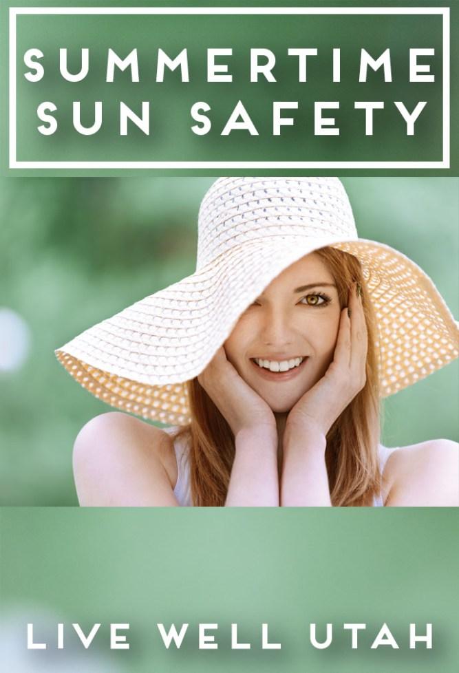 Summertime Sun Safety