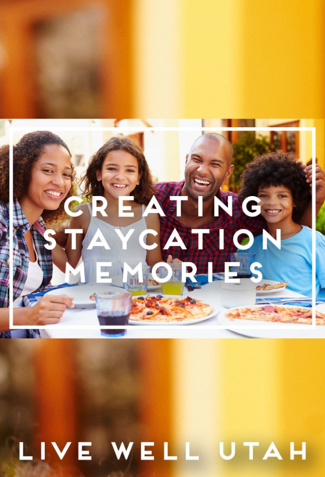 Staycation Graphic