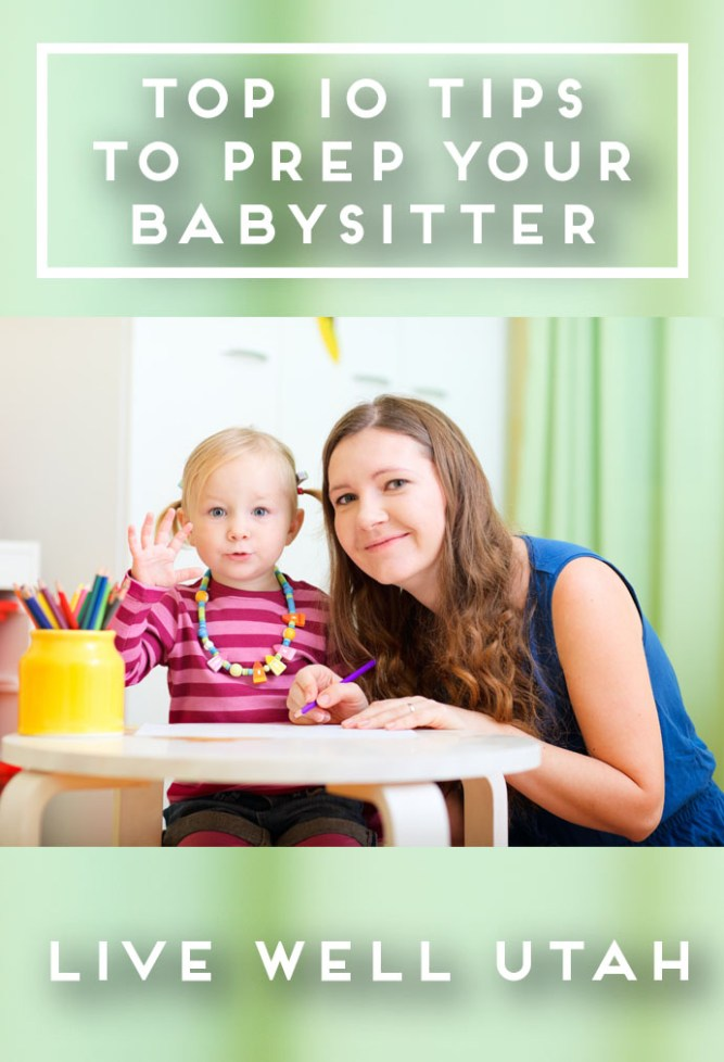 Babysitter Tips