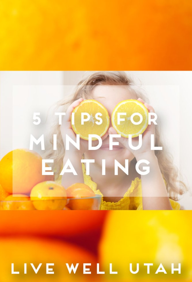 Mindful Eating Graphic