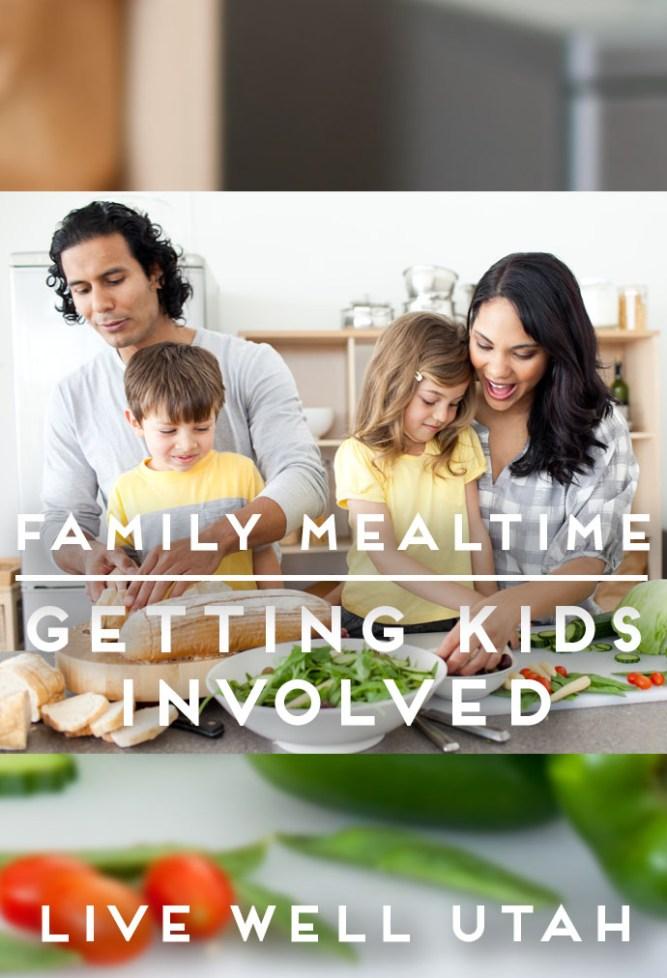 Getting Kids Involved