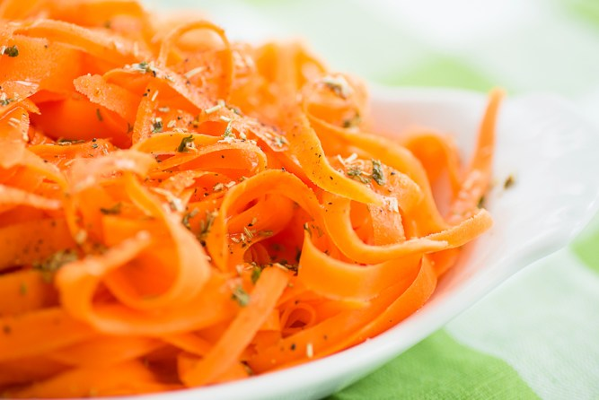 carrot-ribbons