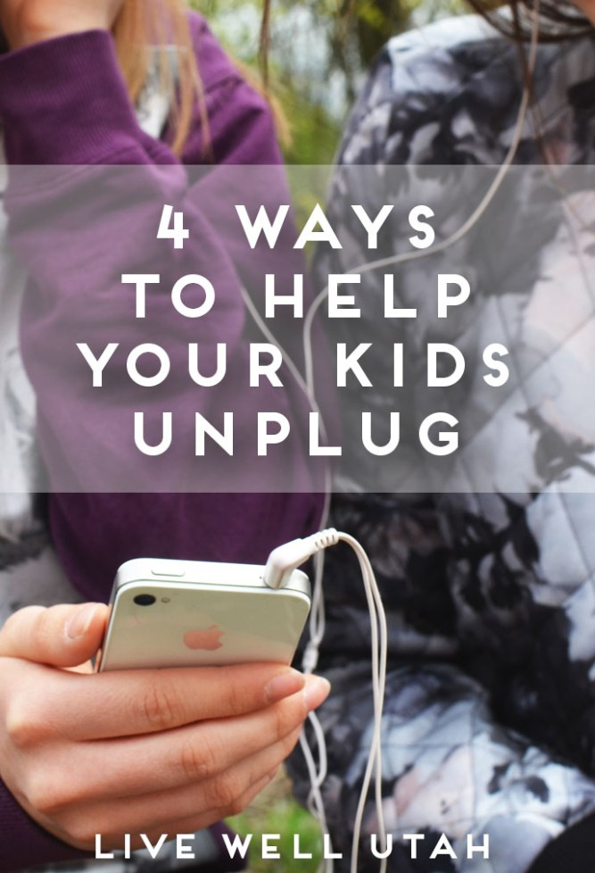 Help Kids Unplug