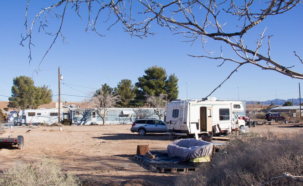 Neighbors' properties