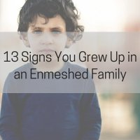 13 Signs You Grew Up in an Enmeshed Family