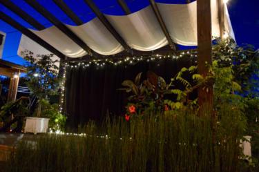 Garden Courtyard Stage