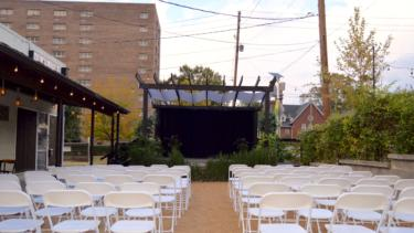 A Courtyard for Ceremony