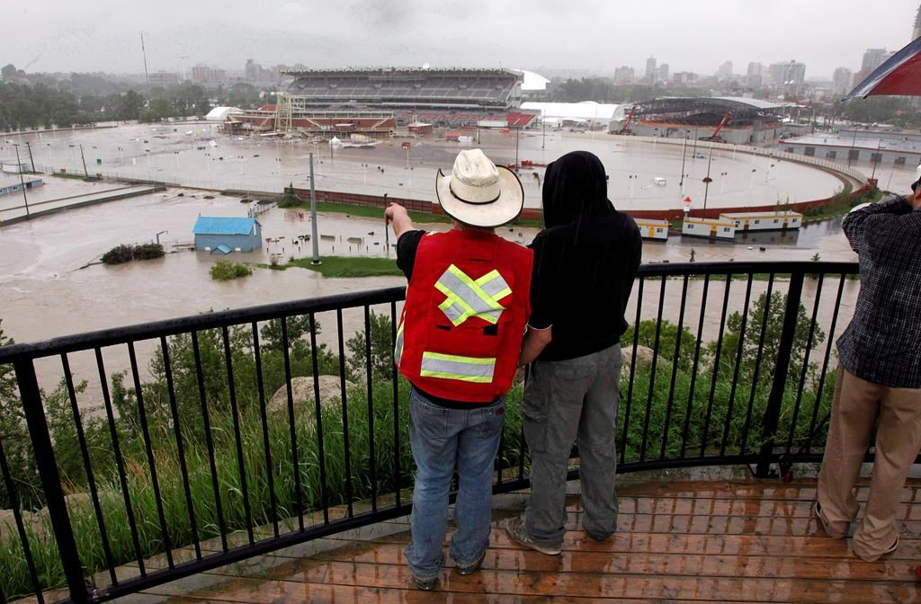 Mother Nature co-operating in southern Alberta: Little chance of big flood
