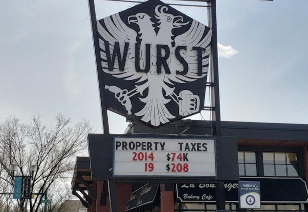 Calgary business tax: Long term solution sought for complex
