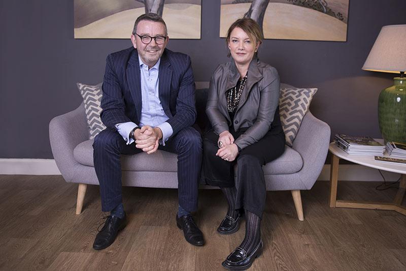 Daniel Morgan & Annette English