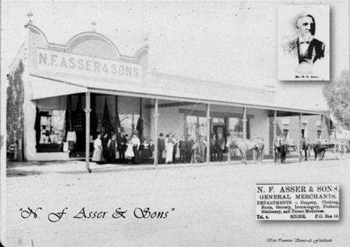 Historical Asser House