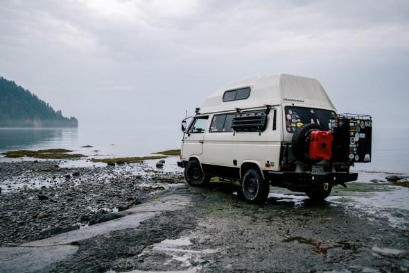 VW Vanagon Pacific Northwest