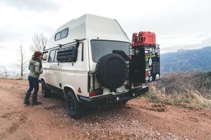 IWanderWild VW Vanagon