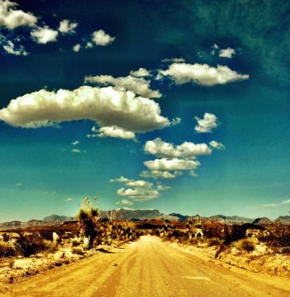 The Old Maverick Road