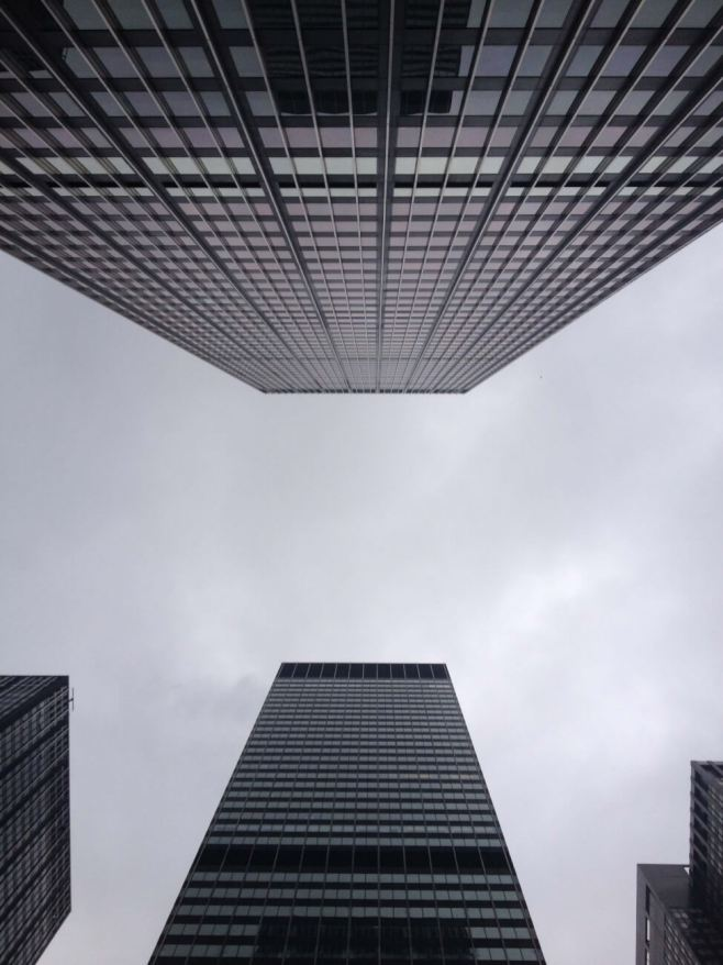 Buildings to Heaven in NYC