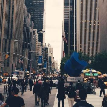 Midtown Manhattan NYC