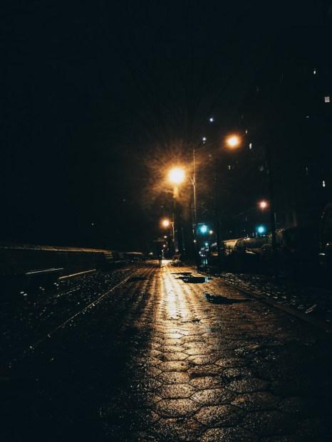 Night Central Park