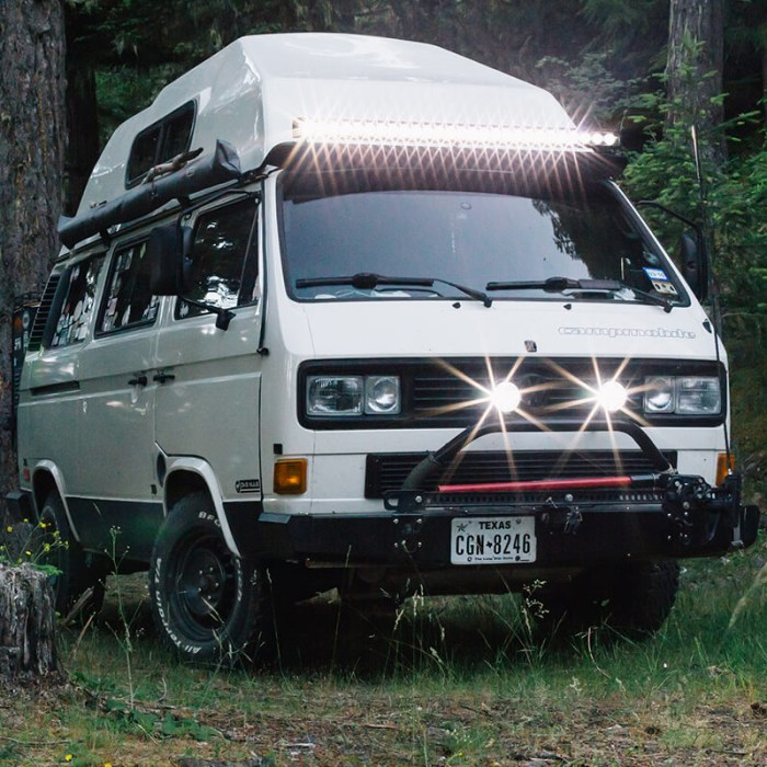 VW Vanagon High Top