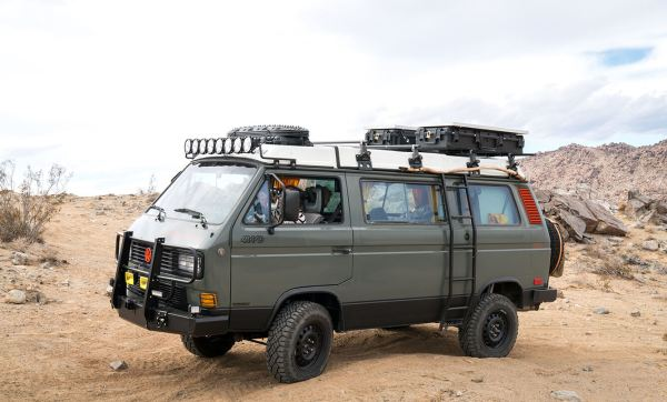 ripley the syncro vanagon