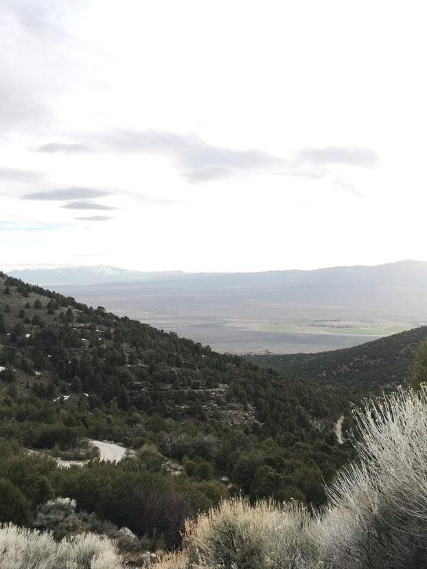 Abandoned Mine in Nevada