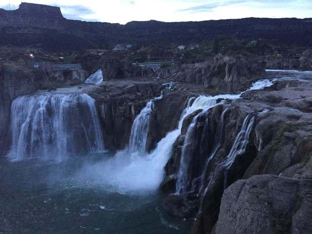 Shoshone Falls, Idaho