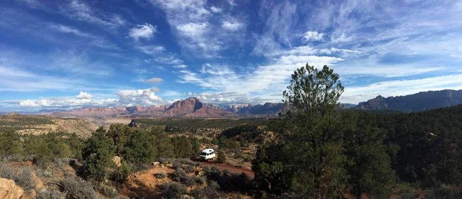 iPhone 6 Plus // Panorama setting