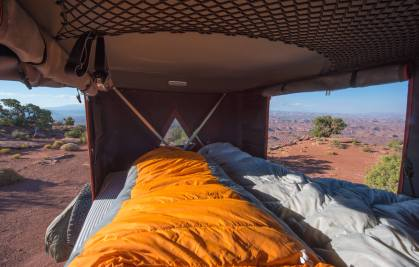 Overland the Americas, Maggiolina Roof Top Tent