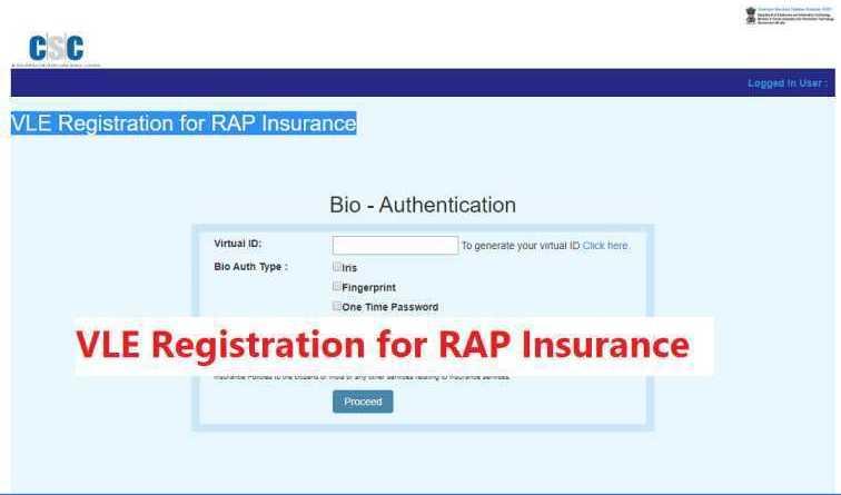 VLE-Registration-for-RAP-Insurance