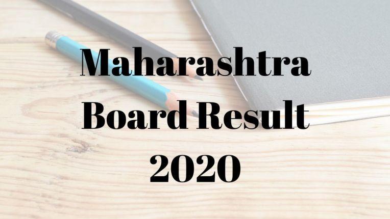 Maharashtra HSC Result 2020, Maharashtra Board Official Website