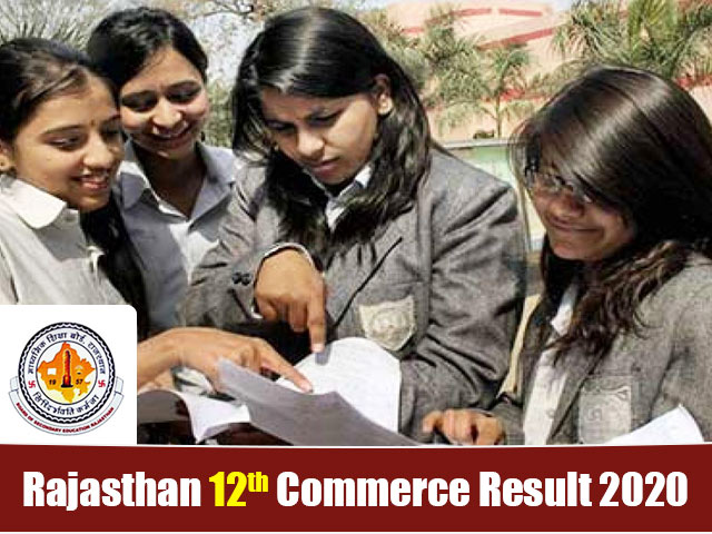 Rajasthan-12th-Commerce-Result-2020