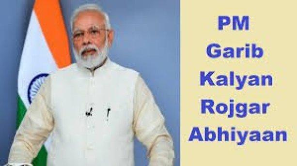 Pm Garib Kalyan Rojgar Abhiyan, Poor Welfare Employment Form